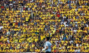 Soccer fans attend a match between Viettel and Duoc Nam Ha Nam Dinh of the V.League, the national soccer league, after the government eased nationwide lockdown in Nam Dinh province, Vietnam, 5 June 2020.