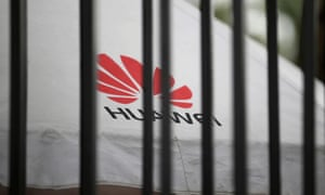 Washington has put Huawei on a blacklist that effectively bans US firms from doing business with it.