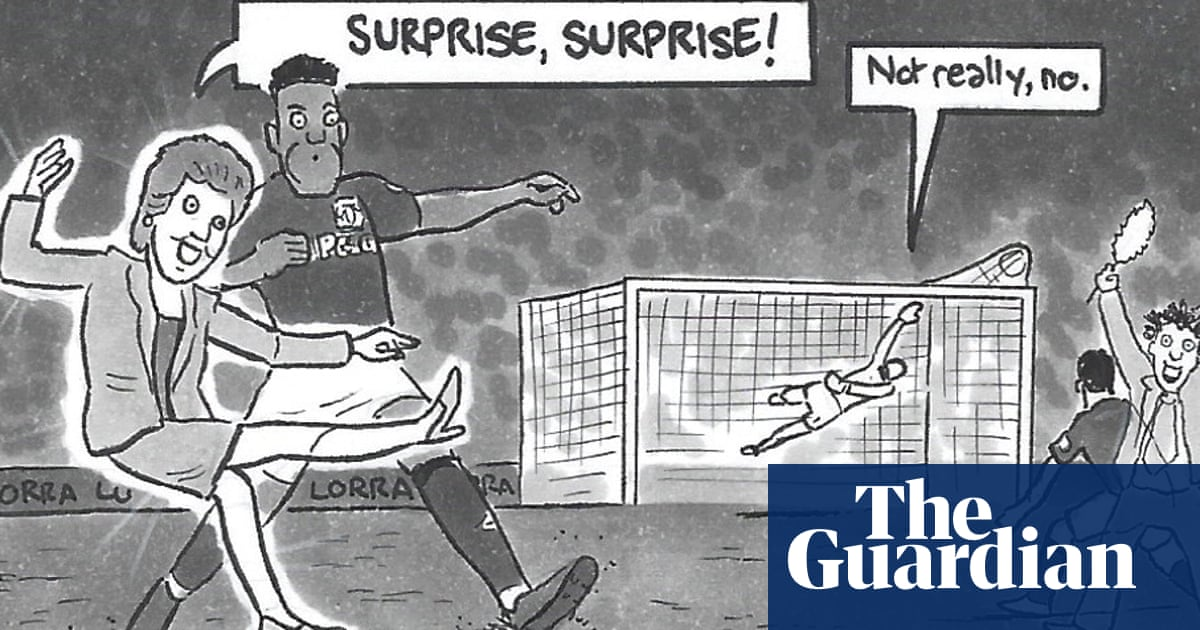David Squires on … Carlo Ancelottis eyebrow and more FA Cup surprises