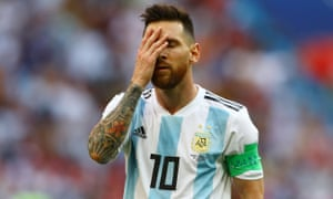 1cdd9c7f1 Argentina and Messi s World Cup tilt is lost in translation against France