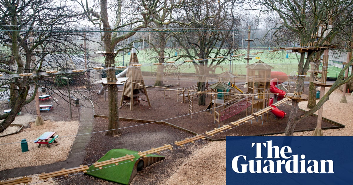 In Britains Playgrounds Bringing In >> Reimagining Park Life How Britain S Green Spaces Are