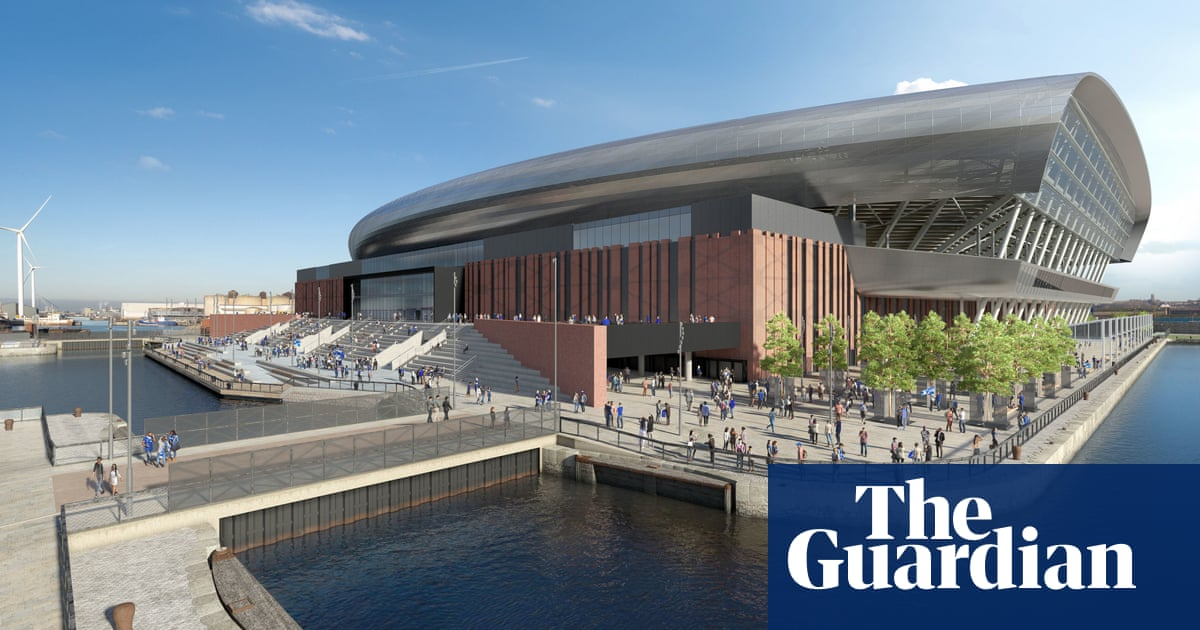 'Momentous day': Everton get government go-ahead for new stadium
