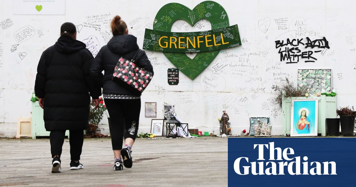 Investors sell off shares in Grenfell Tower cladding firm Kingspan