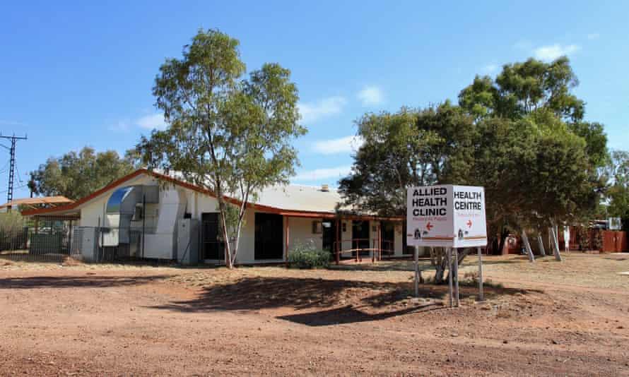 The clinic run by Anyinginya Health Aboriginal Corporation in Tennant Creek, Northern Territory
