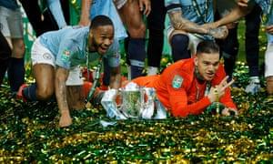 Pep Guardiola's Manchester City won last season's League Cup final but he wants to scrap the competition.