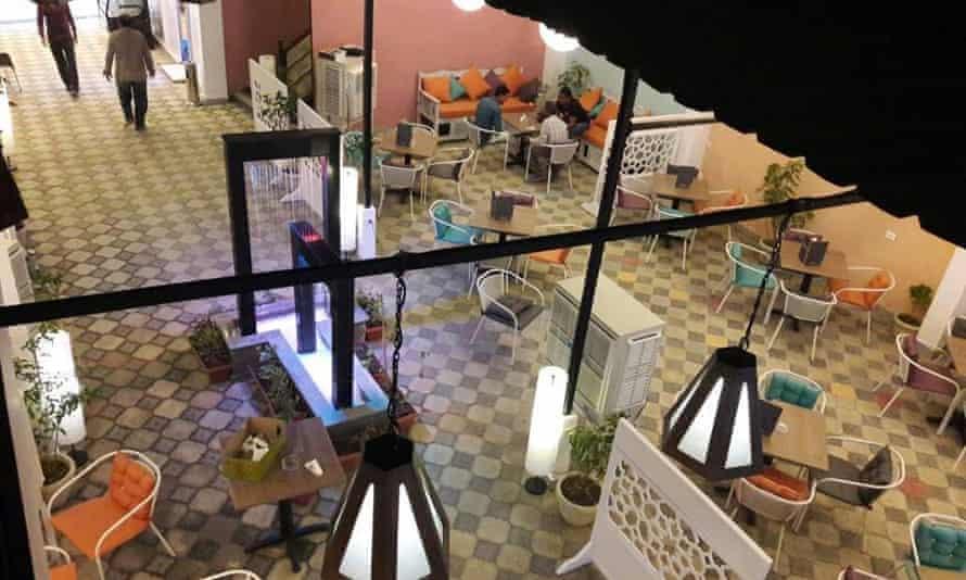 Areeka café, Luxor.