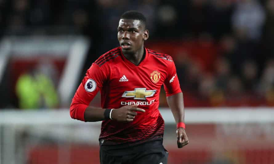 Paul Pogba joined Manchester United from Juventus in 2016.