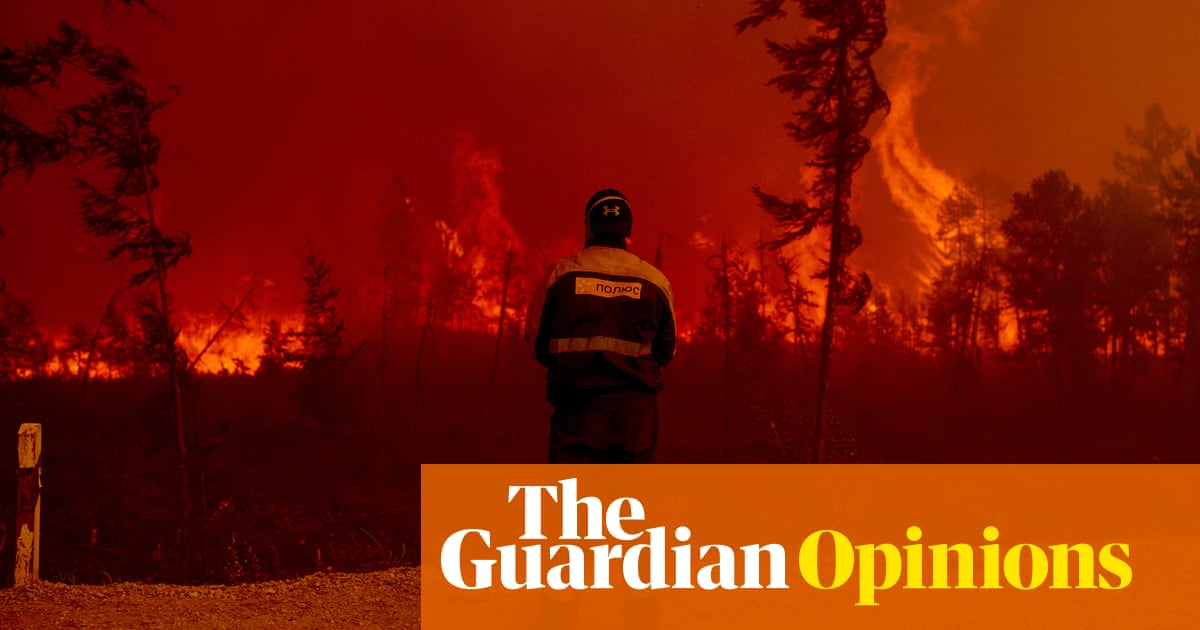 The IPCC report is clear: nothing short of transforming society will avert catastrophe