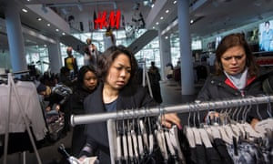 H&M works with 13 factories in Burma.