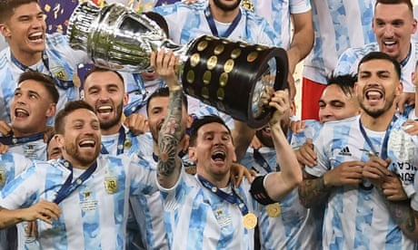 Argentina stun Brazil in Copa América final to end 28-year trophy drought