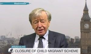 Lord Dubs.
