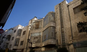 Post office street was one of the most iconic places for modern architecture in Ramallah.