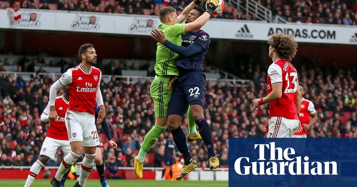 Bernd Leno Makes Amends As The Arsenal Repair Job Picks Up