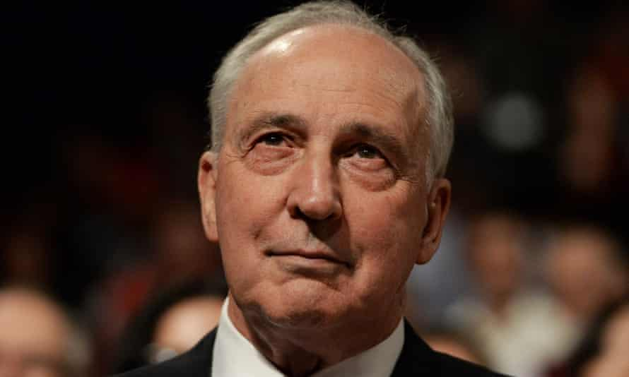 Paul Keating, seen by many as a neoliberal champion, now says 'liberal economics has run into a dead end'.