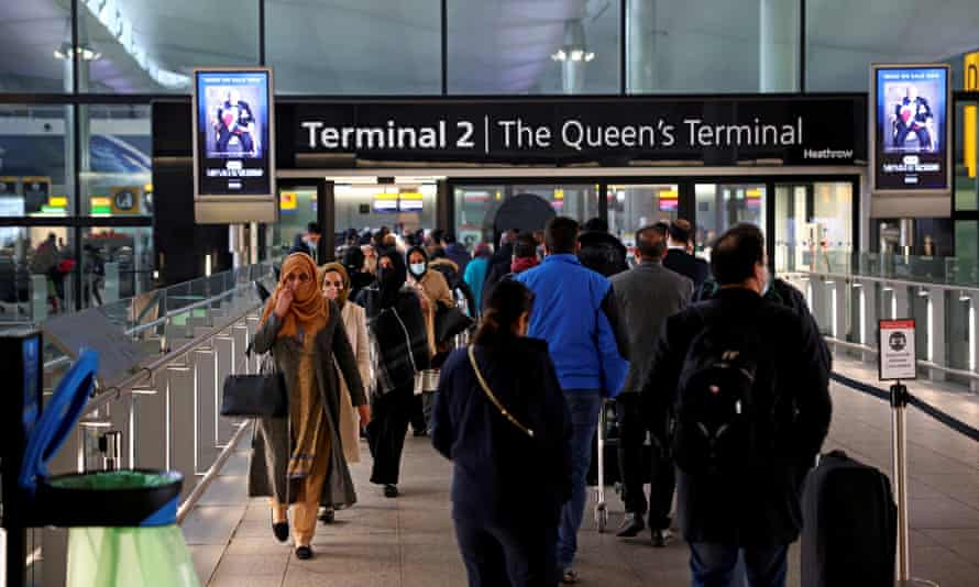 Heathrow has lost nearly £2.4bn since the start of the pandemic.