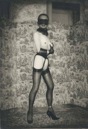 'Ingeniously perverse': Pierre Molinier as a dominatrix in 1965