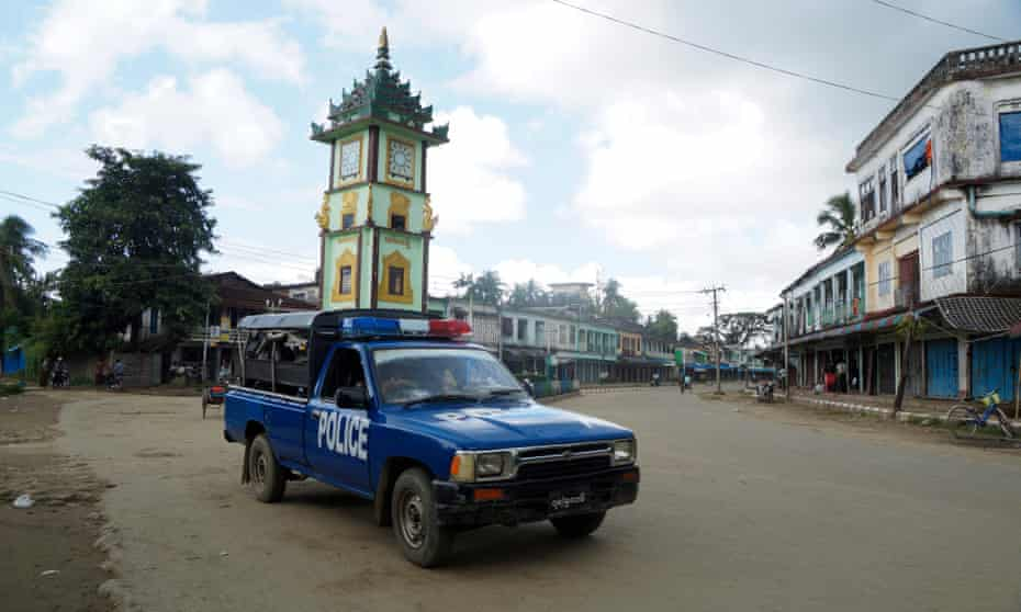 Rakhine is home to about 1.1 million members of the mostly Muslim Rohingya ethnic group.