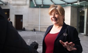 Emily Thornberry, the shadow foreign secretary and a candidate for the Labour leadership.