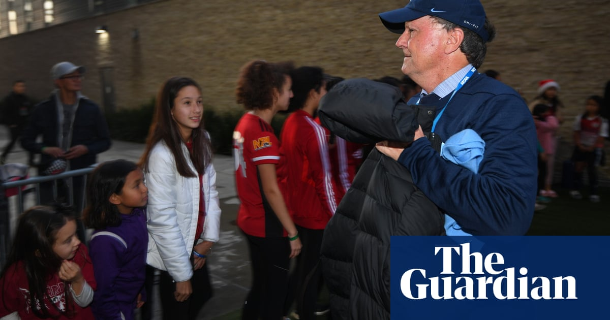 Anson Dorrance: We raise young women to not be competitive. What the heck is going on? | Suzanne Wrack