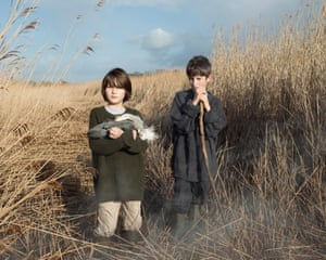 Boys on the EstuaryRobert Darch: 'Boys on the Estuary is taken from the series Durlescombe which combines documentary photographs with speculative fictions'