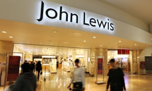 John Lewis store at Bluewater shopping centre.