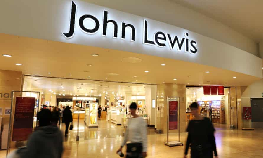 The John Lewis store at Bluewater in Kent