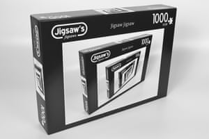 Jigsaw sales rose by over 200% in 2020. If you combine the thrumming axiety of a joyless, repetitive lockdown life with a puzzle, here's how.Jigsaw Jigsaw, £30, spellingmistakescostlives.com