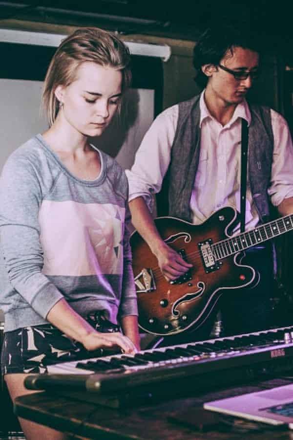 Erika Kiselyova and Alexander Kolupayev