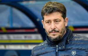 Caen did not waste any time before sacking Fabien Mercadal after their relegation.