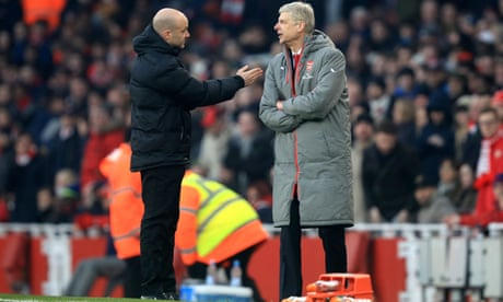 Arsène Wenger may face ban following altercation with fourth official