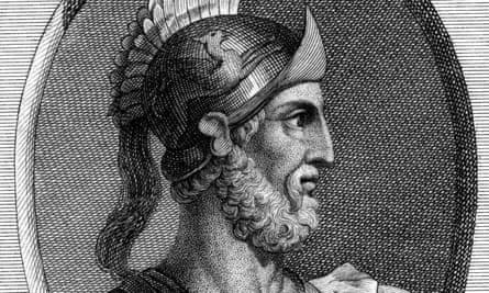 Head of Pyrrhus of Epirus