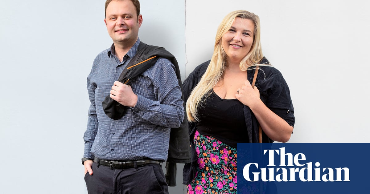 Blind date: 'I had to attack my oyster with a knife'