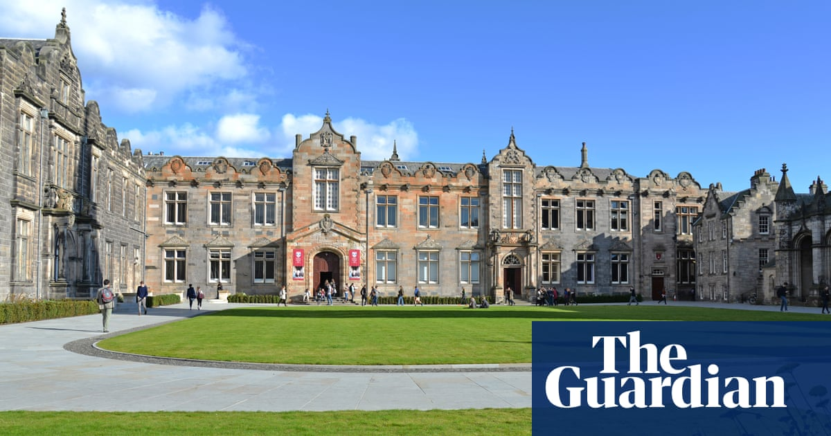 Image result for university of st andrews