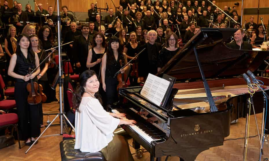 Yoko Shimomura and the LPO perform the Final Fantasy soundtrack at Abbey Road.