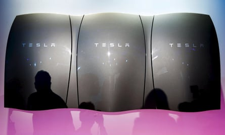 The new Tesla Energy Powerwall Home Battery