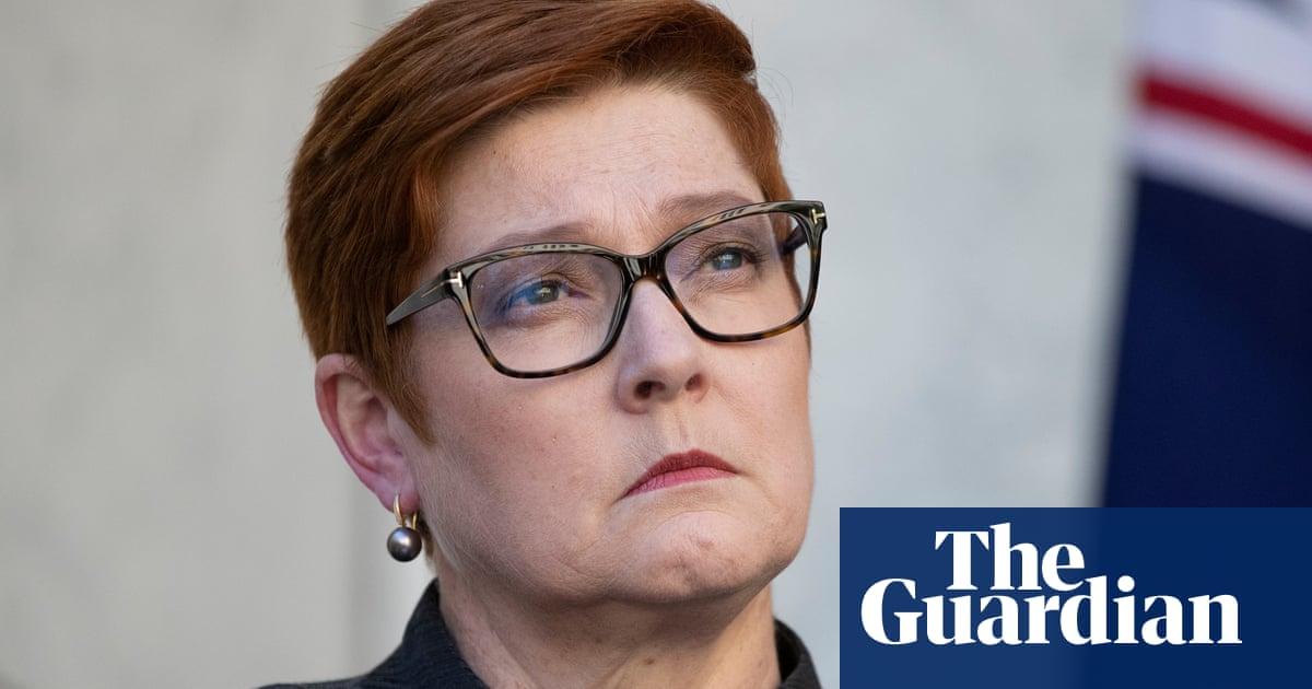 Marise Payne presses Saudi Arabia on disappearance of Australian citizen