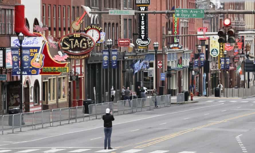 Downtown Nashville. Vice-president and editor Michael Anastasi said the paper's news and sales departments operate independently.