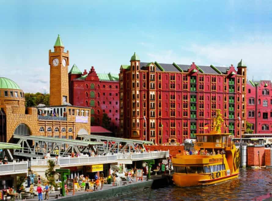 Miniatur Wunderland, Hamburg, Germany.