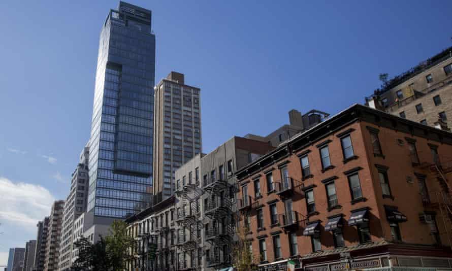Real estate scandal New York Miami