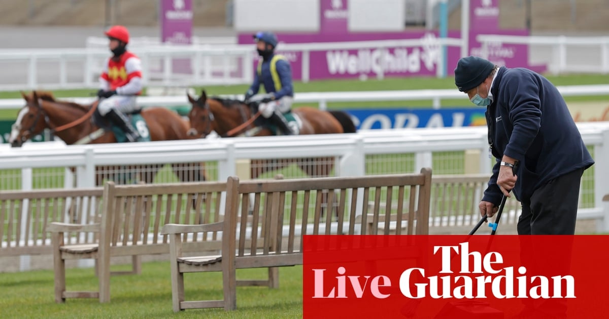 Cheltenham Festival 2021 day three: Stayers' Hurdle and more – live!