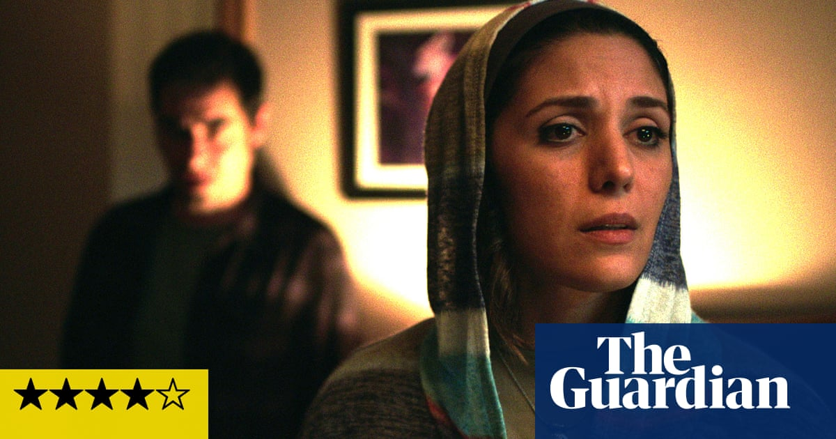 The Night review – eerie check-in at an LA hotel