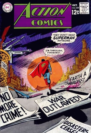 Action Comics #368