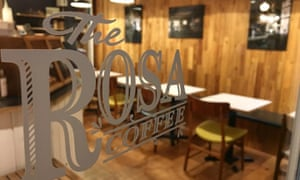 The Rosa Coffee shop, Miyazaki, Japan