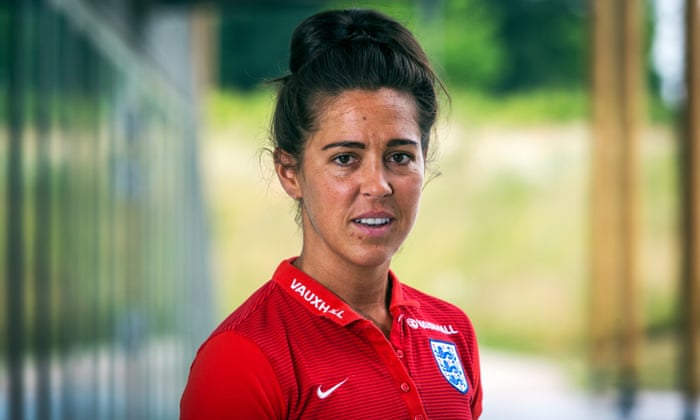 Fara Williams, Euros ready.