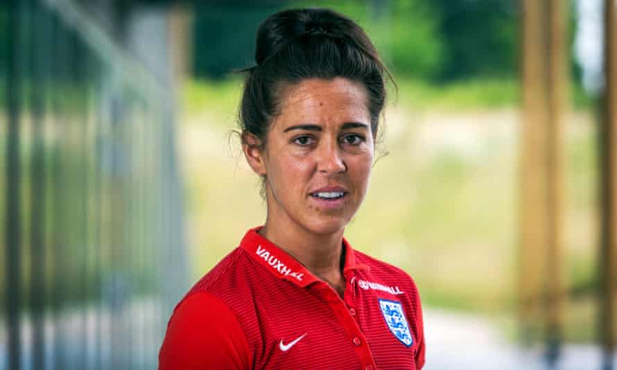 Fara Williams has won 163 England caps and was part of the side who came third at the 2015 World Cup