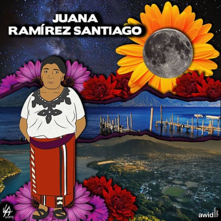 Juana Ramírez Santiago