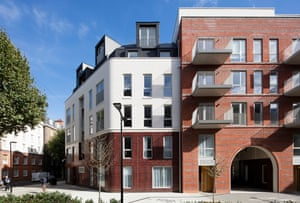 Not quite social housing … the new Bourne Estate.