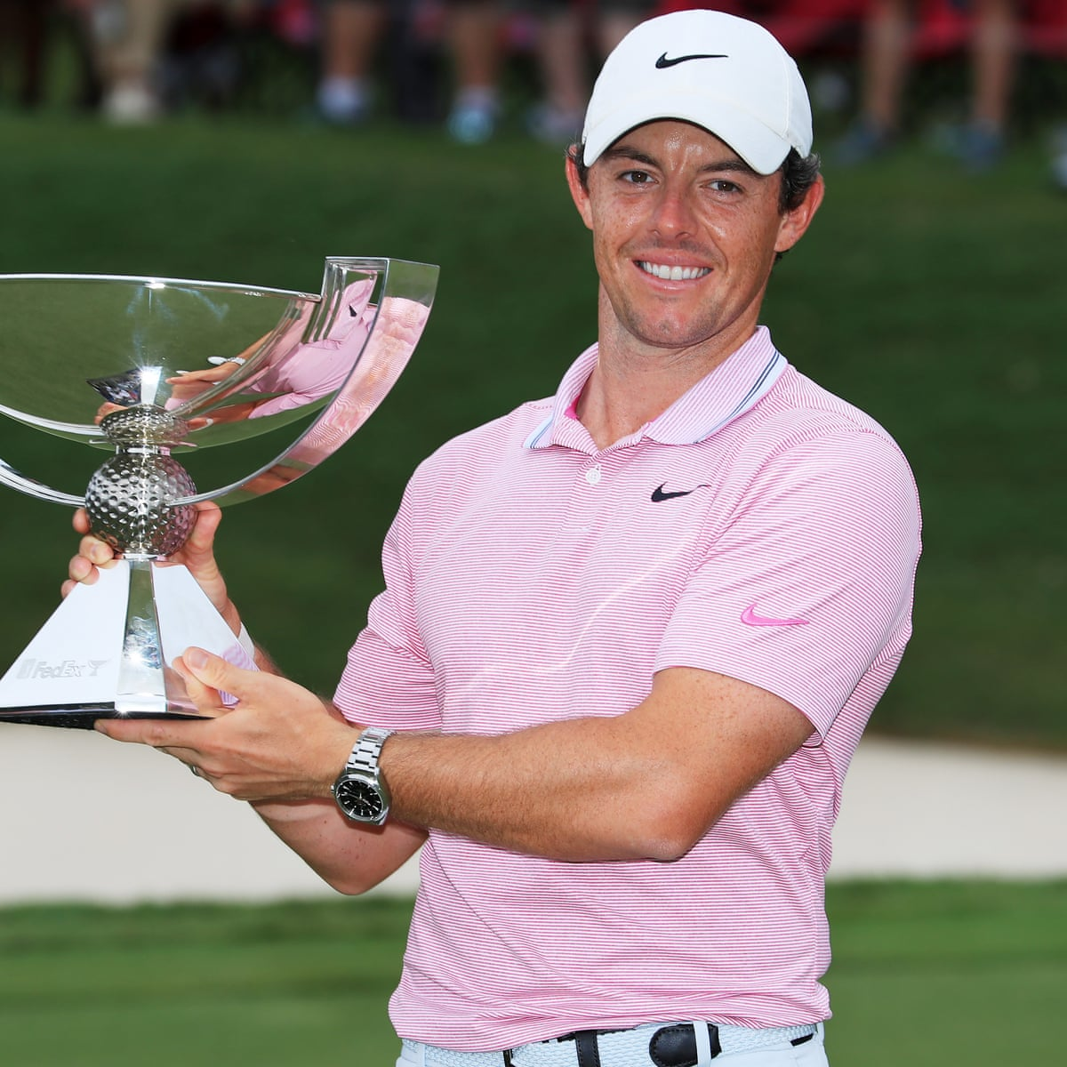 Rory Mcilroy Plays Down The Money Factor After Fedex Cup Success Rory Mcilroy The Guardian