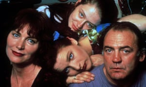 Lisa Harrow, Miranda Otto, Kerry Fox and Bruno Ganz in the 1992 romcom The Last Days of Chez Nous