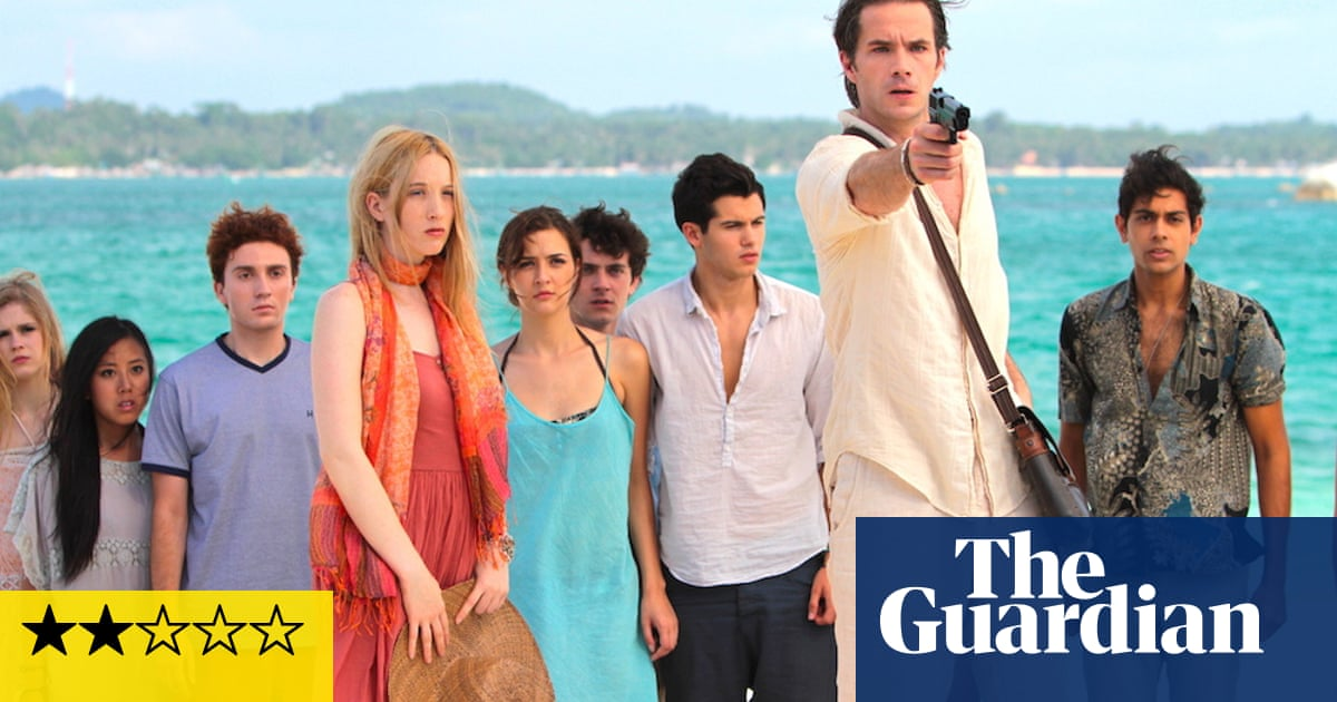 The Philosophers review – thought-experiment thriller is hilariously bad